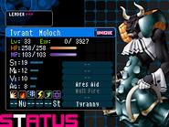 Moloch Devil Survivor 2 (Top Screen)