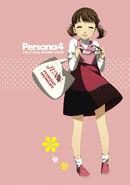 P4 manga Volume 7 Illustration