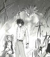 Seimon Kongo Manga