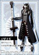 Persona 4 anime Izanagi