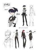 Kikuno Saikawa P4AU Concept