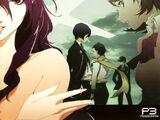 Persona 3 Drama CD: New Moon