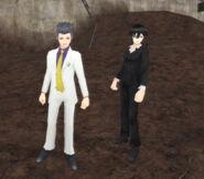Imagine Kyouji and Reiho