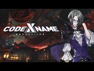 Code Name- X (Persona 5 Mobile Game) - Announce Trailer