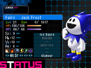 Jack Frost Devil Survivor 2 (Top Screen)