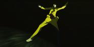 P3M Ikutsuki falling to his death