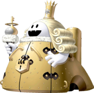 King Frost (Dx2 Art)