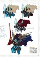 Prototype Warrior Zeus & Zeus 2 PQ
