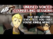 Unused voiced Maruki counseling sessions - Persona 5 Royal