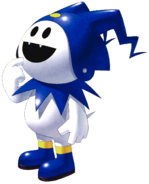 Jack Frost (Trading Card Art)