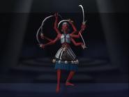 Kali model