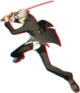 P4AU Shadow Yu