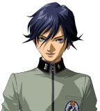 Persona 1 Protagonist