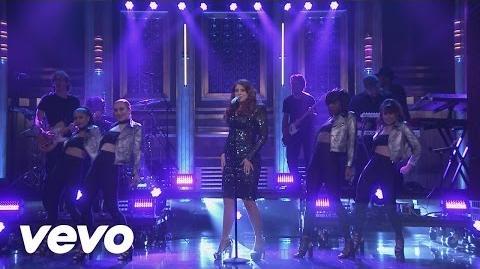Meghan Trainor - Me Too (Live on The Tonight Show Starring Jimmy Fallon)