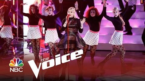 """The Voice 2014 - Meghan Trainor """"Lips Are Movin"""""""