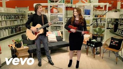 """Meghan Trainor - Meghan Trainor performs """"Just a Friend to You"""" at Target"""