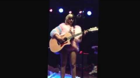 Melanie Martinez- Drunk in Love LIVE at the High Watt in Nashville 6 9 14