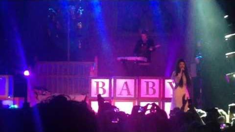 Melanie Martinez - Cake HD (Cry Baby Tour Live in Antwerp, Belgium @ Trix) 30 April 2016