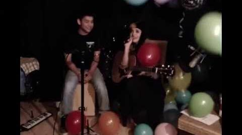 Melanie Martinez's (18th Birthday Celebration) Stageit Show Performed Online Live 4 27 13
