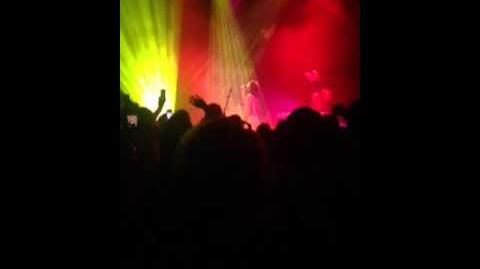 Melanie Martinez 2-10-15 @ Lincoln Hall, Chicago; my snapchat story