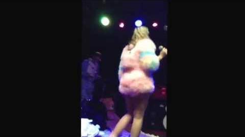 Melanie Martinez- You Love I LIVE at the High Watt in Nashville 6 9 14
