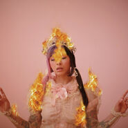 Melanie Martinez Fire Drill single cover official