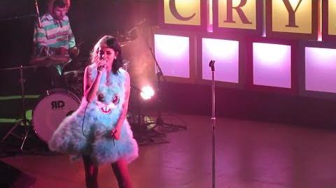 Melanie Martinez - Dollhouse LIVE (10 7 15)