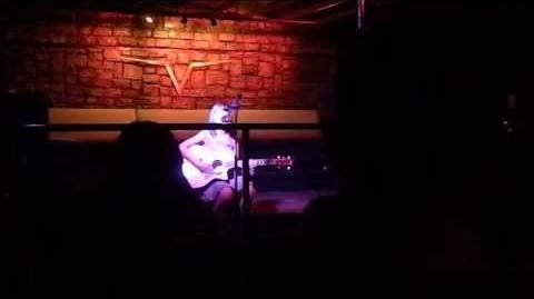 Melanie Martinez - Night Mime - Live at the Volume Lounge in Charlotte NC