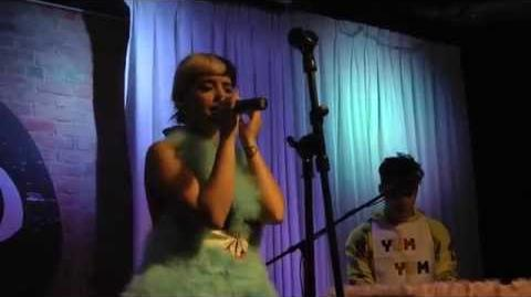 Melanie Martinez Starring Role Cry Baby June 07, 2014 The Lab Asheville, NC