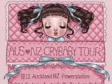 Cry Baby Australia and New Zealand Tour