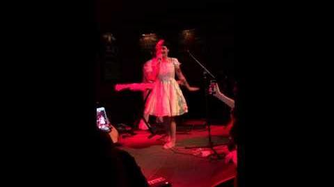 """""""Dollhouse"""" - Melanie Martinez Cleveland, Ohio. House of Blues."""