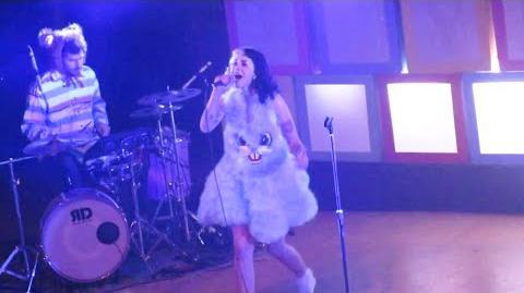 Melanie Martinez - Cry Baby LIVE (10 7 15)