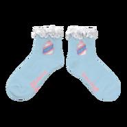 042021 melaniemartinez merch socks glued