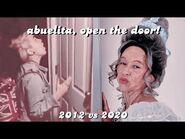Melanie martinez - abuelita, open the door! (2012 vs 2020)