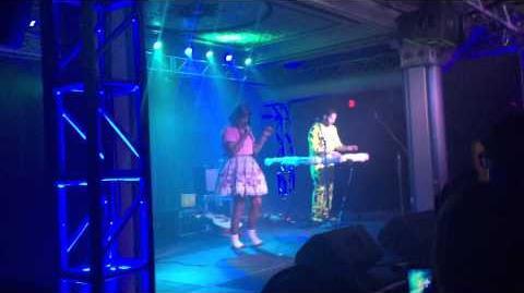 Melanie Martinez show in Indianapolis, Indiana Feb