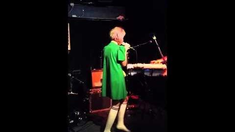 Melanie Martinez - Cake live 2014