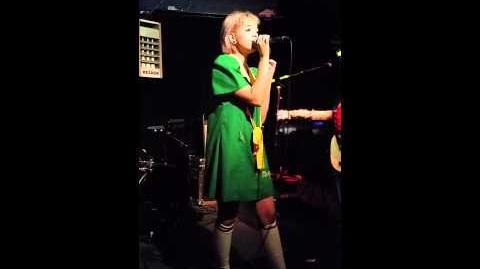 Melanie Martinez - She's got you cover live 2014