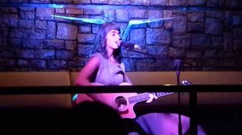Melanie Martinez - Race - Live at the Volume Lounge in Charlotte NC
