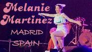 Mad Hatter Alphabet Boy Fire Drill MELANIE MARTÍNEZ K-12 TOUR WIZINK CENTER MADRID 2020