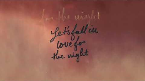 FINNEAS - Let's Fall In Love For The Night (Official Audio)