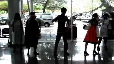 EOY 2008 Caipirinha Dance