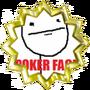 Medalha PokerFace