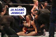 Já acabou, Jéssica - Ronda Rousey