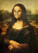 Vão se foderem Mona Lisa