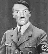 Vão se foderem Hitler