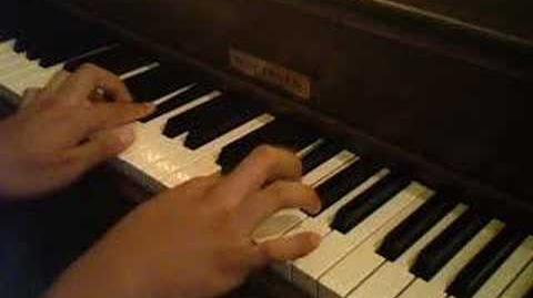 Chocolate Rain on Piano