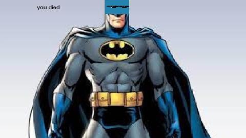 DaNANANNANANAdaNNANANANANA Batman