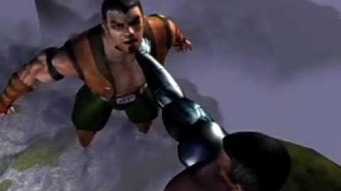 Mortal Kombat 4: Jax's Ending
