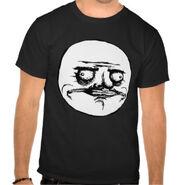 Yme gusta rage face meme tshirt-rb13a6fbb10af4b3caf7da504ce9cb968 va6lr 324