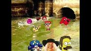 Drew Pickles and the Barney Bunch go to a Sewer Party